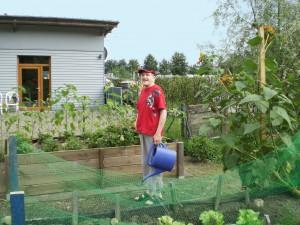 Gartenarbeiten_DRK-Autismushof_Ochtrup